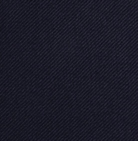 92% CACHEMIRE 8% SOIE - 190G SERGE BLEU